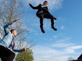 trampoline for health benefits